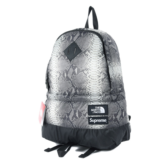 18S/S ×The North Face 蛇柄リュック(Snakeskin Lightweight Day Pack)