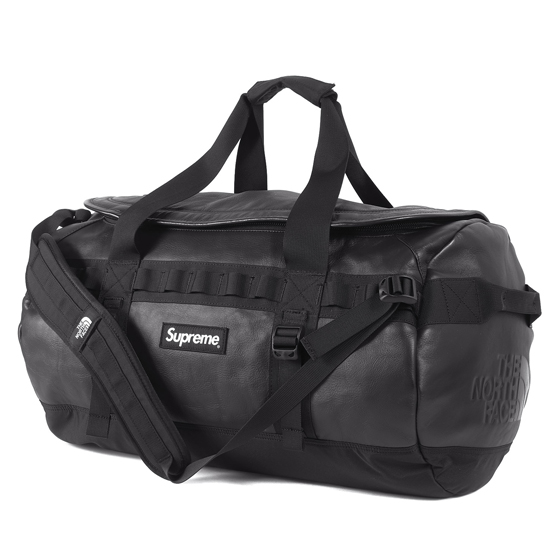 17AW ×THE NORTH FACE レザーベースダッフルバッグ(Leather Base Camp Duffel)