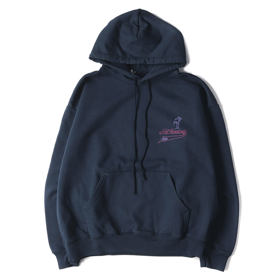 19A/W UNION別注 フォトプリントスウェットパーカー(Escape to Paradise Hoodie)