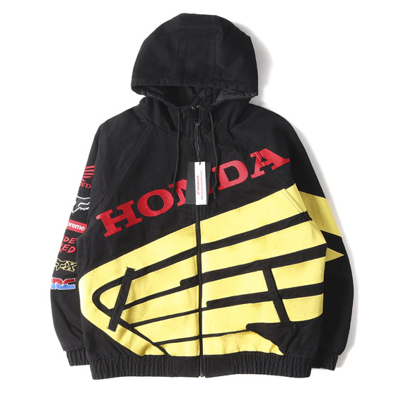 19AW ×HONDA ×Fox Racing ワークジャケット(Racing Puffy Work Jacket)