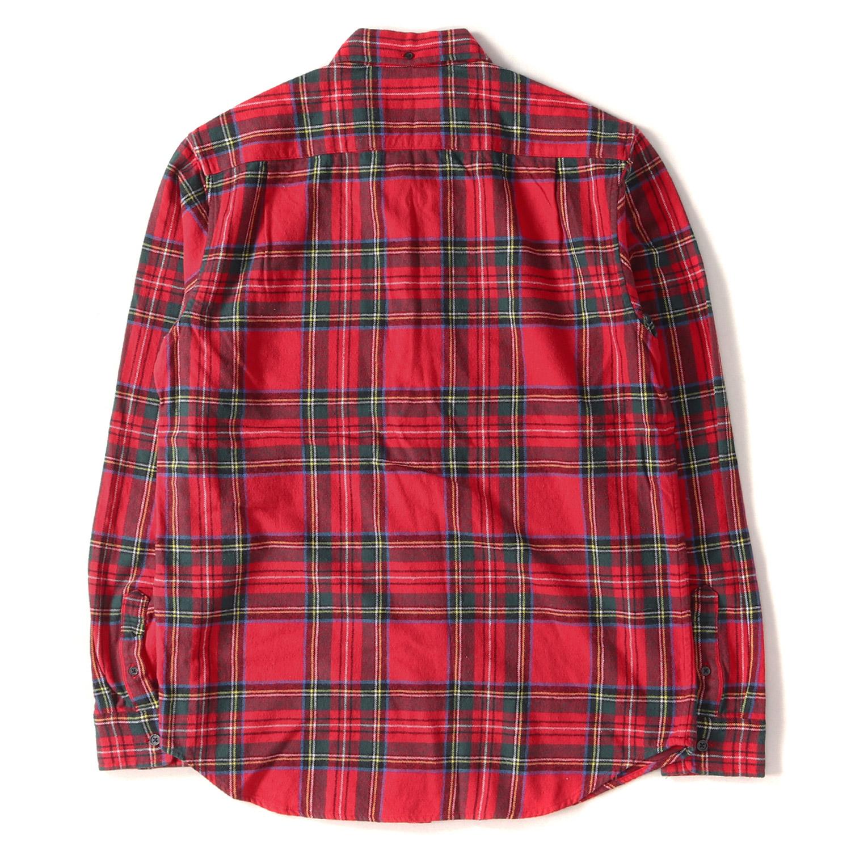 Ike Behar Mens Ford-Flannel Tech Rain Jacket