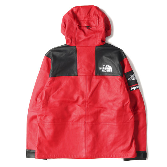 18AW THE NORTH FACE レザーマウンテンジャケット (Leather Mountain Jacket)