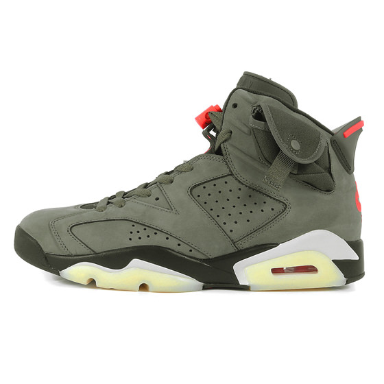 19AW ×TRAVIS SCOTT AIR JORDAN 6 RETRO SP (CN1084-200)