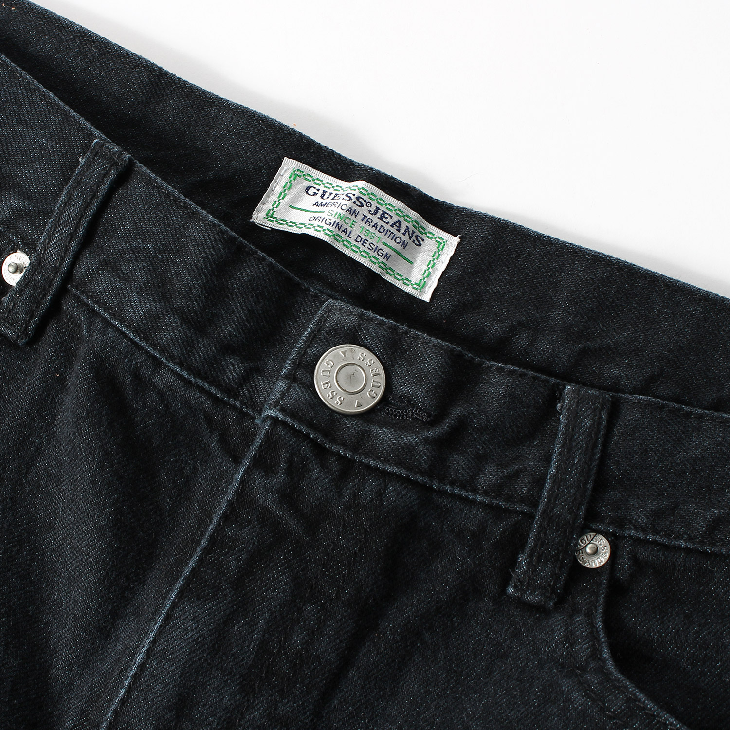Guess Adam Jeans Straight Uomo