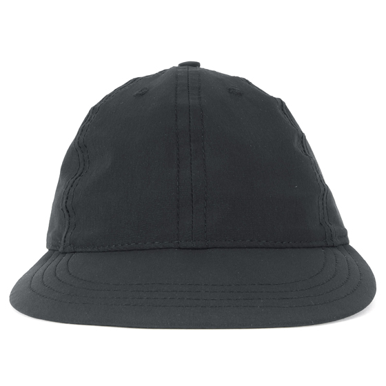 17A/W ストレッチナイロン6パネルキャップ(STRETCH FLOPPY CAP) アメリカ製