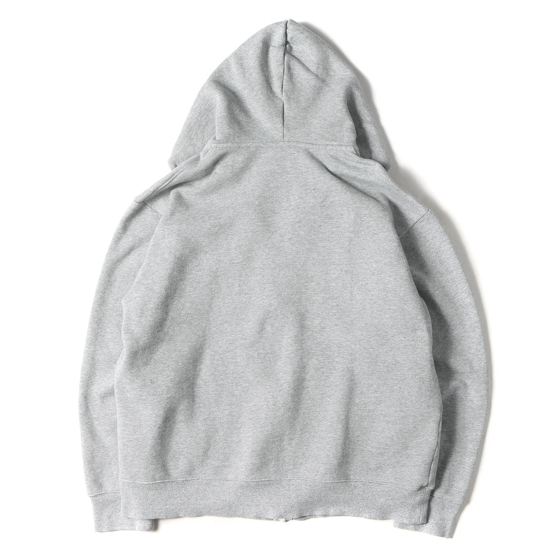 John Jay College Youth Grey Fleece Hood Soccer