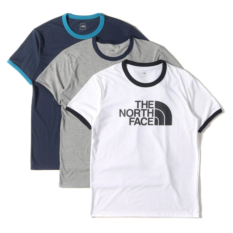 T shirt noir Ringer Fabriqué en Angleterre