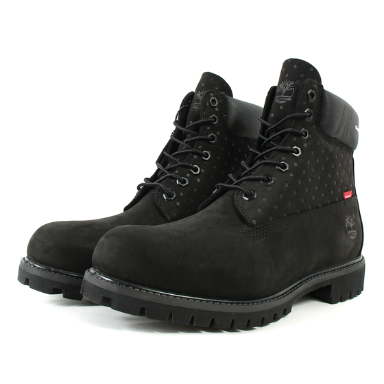 15A/W ×COMME des GARCONS×Timberland 6インチプレミアムヌバックブーツ