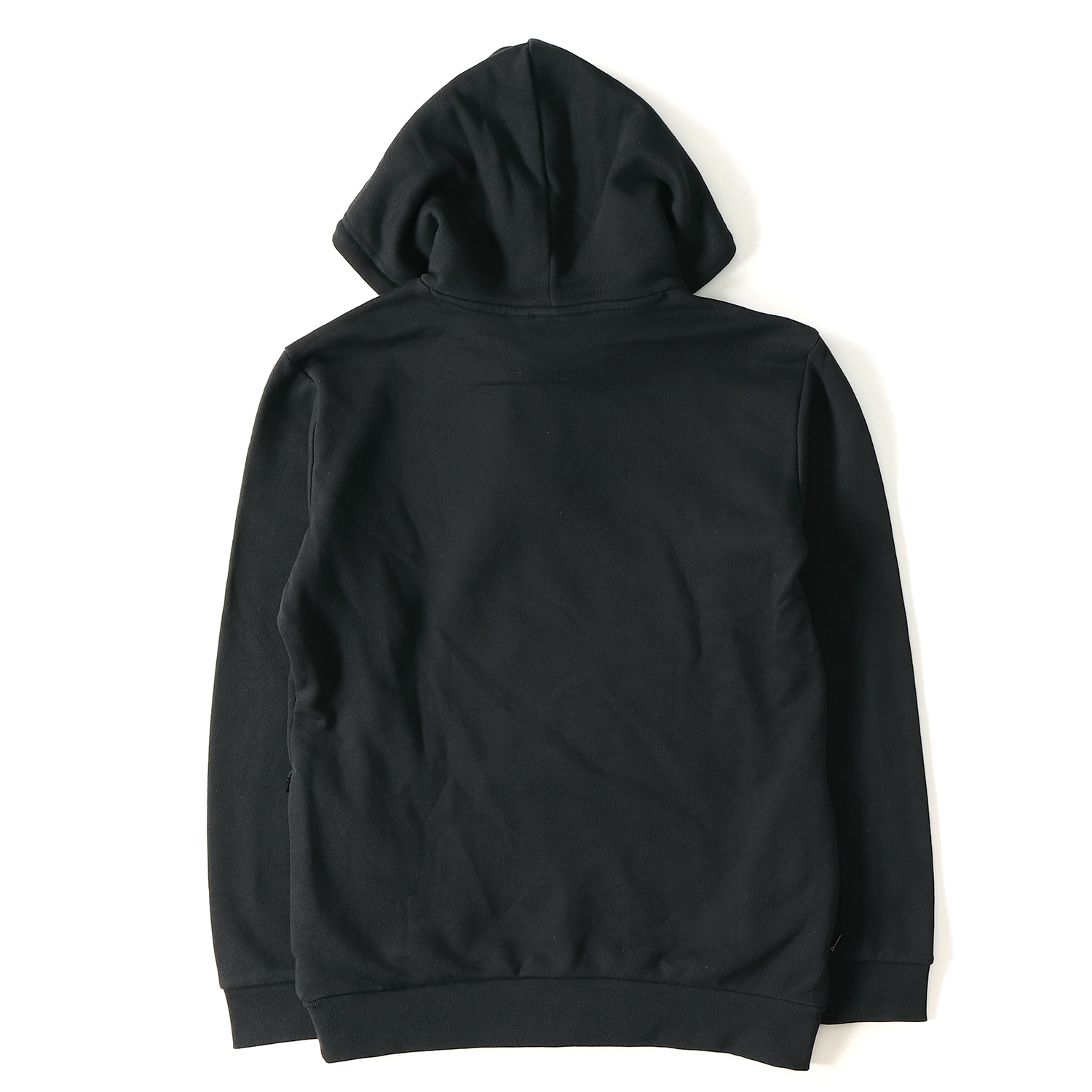 adidas Originals Mens Sport Luxe Mixed Fabric Hoodie