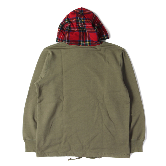 15AW ×COMME des GARCONS SHIRTS スウェットパーカー(Hooded Sweatshirt)