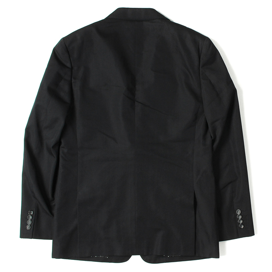 12S/S ドット裏地ウール2Bテーラードジャケット COMME des GARCONS HOMME DEUX