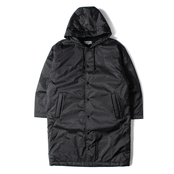17A/W GOOD DESIGN SHOP ボアフーデッドオーバーコート(BOA HOODED OVER COAT)