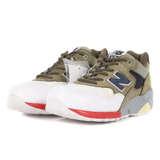 ×NEW BALANCE ×mita sneakers MT580 MTH MILITARY&TRICOLOR