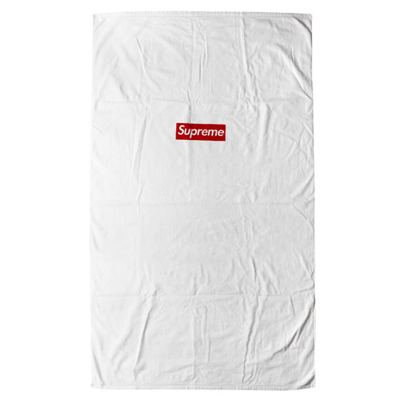 14AW BOXロゴビーチタオル(Box Logo Beach Towel)