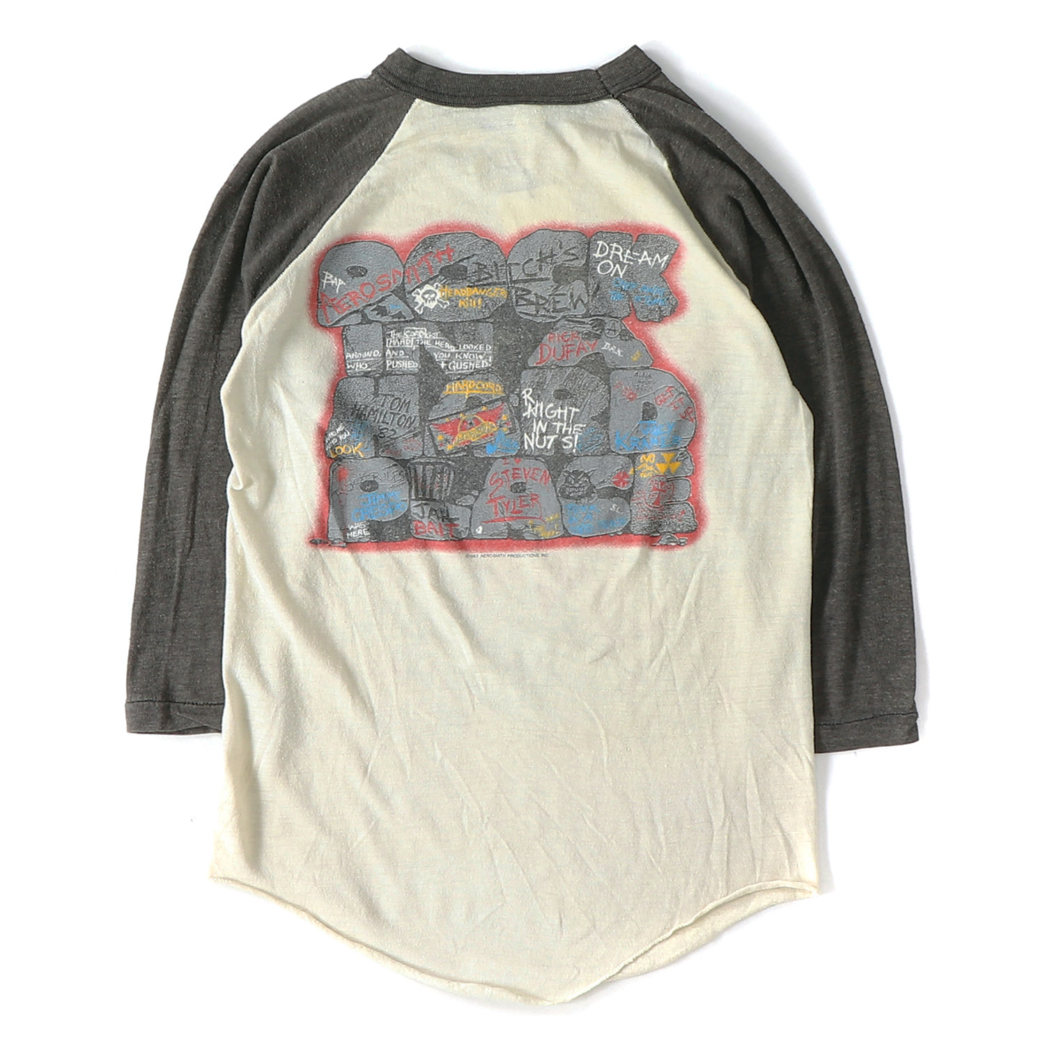 Air Waves Biker Dude-Toddler Raglan