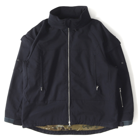 15A/W 裏地マルチカモマウンテンパーカー(TR STRETCH TACTICAL MOUNTAIN PARKA)