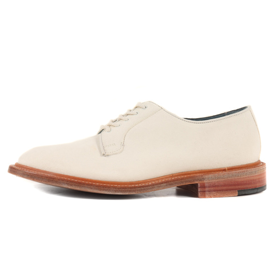 SHIPS別注 スウェードレザーダービーシューズ(M3616 Suede Derby Shoes)