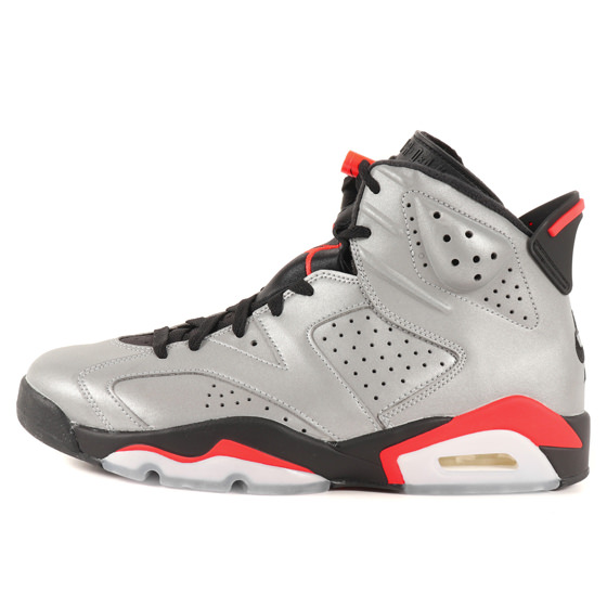 AIR JORDAN 6 RETRO SP REFLECT SILVER (CI4072-001)