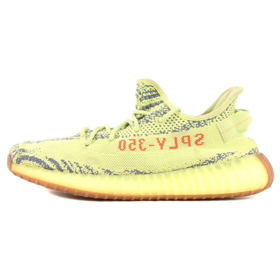 18AW YEEZY BOOST 350 V2 SEMI FROZEN YELLOW (B37572)