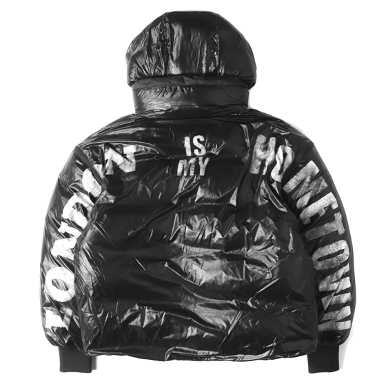 4WAYリバーシブルナイロンダウンジャケット(OVERSIZE REVERSIBLE DOWN JACKET)