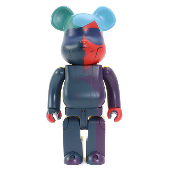 BE@RBRICK 400% Andy Warhol アンディ・ウォーホル SILKSCREEN Ver.