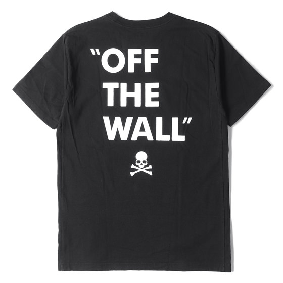 16SS ×VANS OFF THE WALLロゴTシャツ(OFF THE WALL S/S T-SHIRTS)
