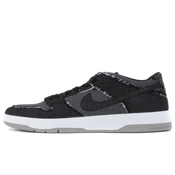 ×MEDICOM TOY SB ZOOM DUNK LOW ELITE QS BE@RBRICK DENIM
