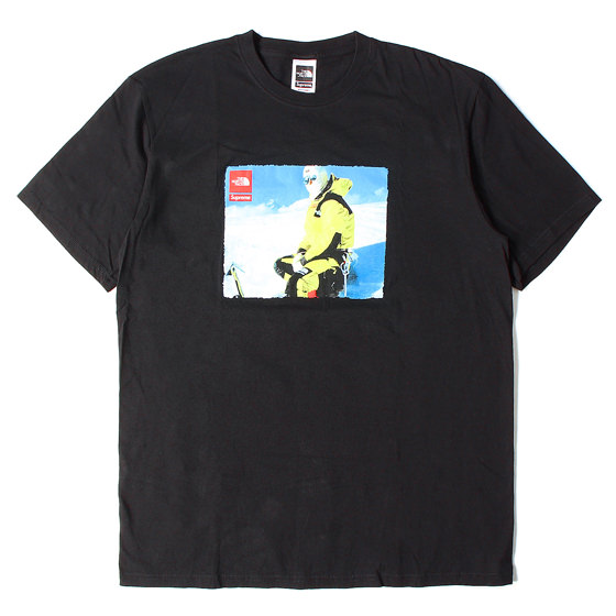 18AW ×THE NORTH FACE フォトプリントTシャツ(Expedition S/S Tee)