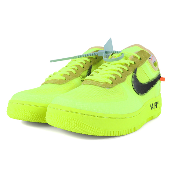18AW ×NIKE THE 10 : AIR FORCE 1 LOW (AO4606-700)