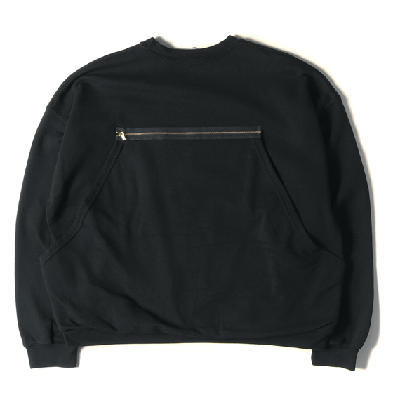 18A/W monkey time限定 クロップドスウェット(HUNTING CROPPED CN SWEAT)