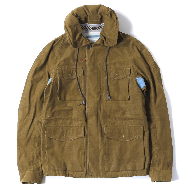 Visvim ヴィズビム Gore Tex コーデュロイフィールドジャケット Pfd Jkt 3l 通販