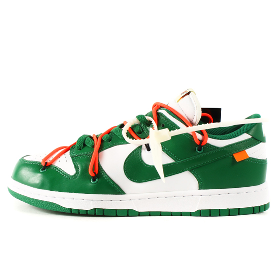 19AW ×NIKE DUNK LOW LTHR / OW (CT0856-100)