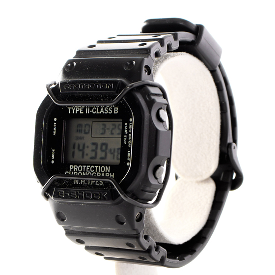 ×CASIO G-SHOCK DW-5600NH-1A2JR 腕時計 ウォッチ