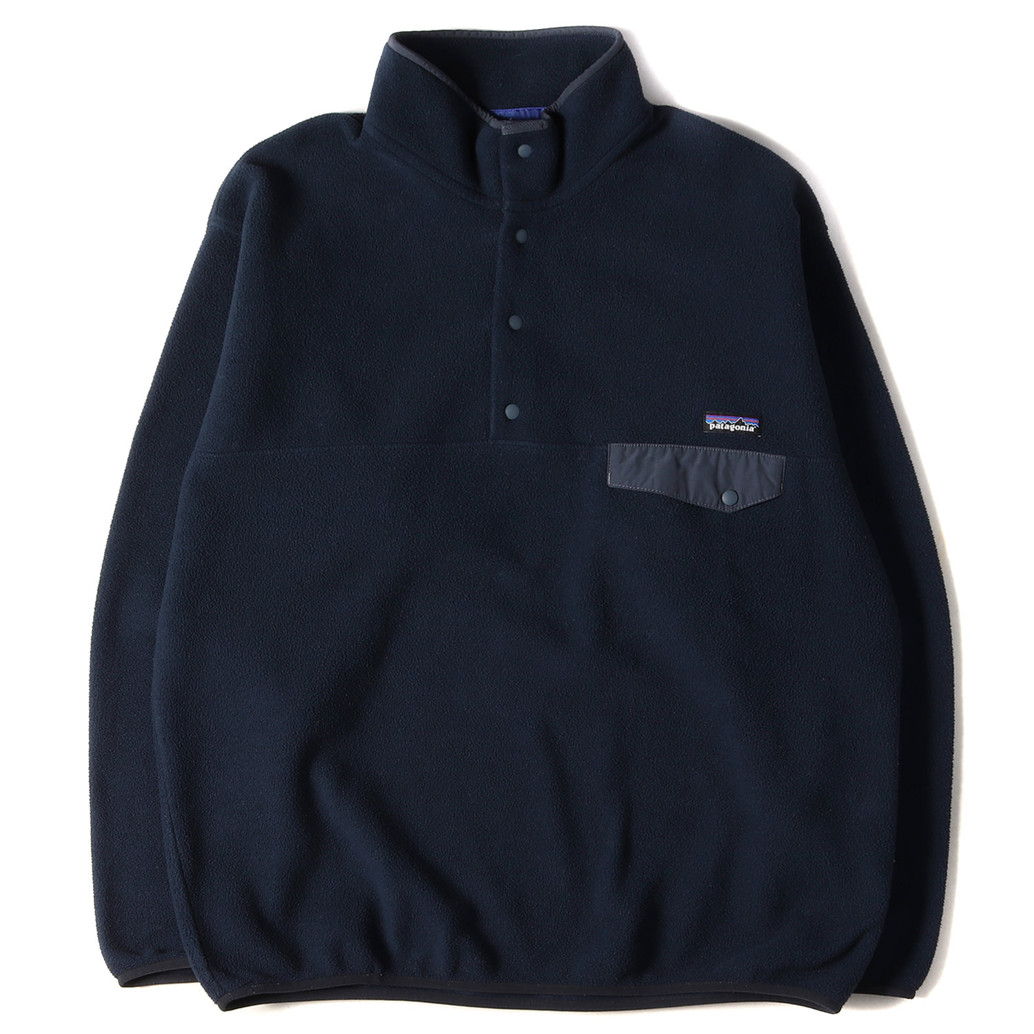 15AW シンチラフリーススナップT(Lightweight Synchilla Snap-T Pullover)