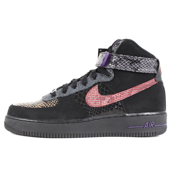 AIR FORCE 1 HI COMFORT PRM YEAR OF THE SNAKE (555107-001)