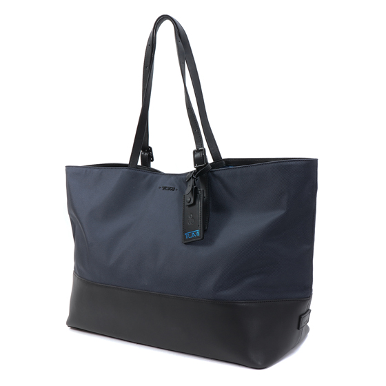 15A/W 直営店限定 ×TUMI レザーコンビトートバッグ(TOTE)