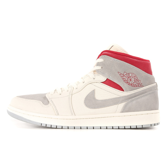 ×SNEAKERSNSTUFF AIR JORDAN 1 MID PRM (CT3443-100)