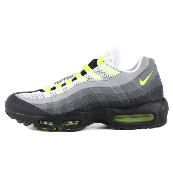 AIR MAX 95 OG NEON YELLOW (2020年製 / CT1689-001)