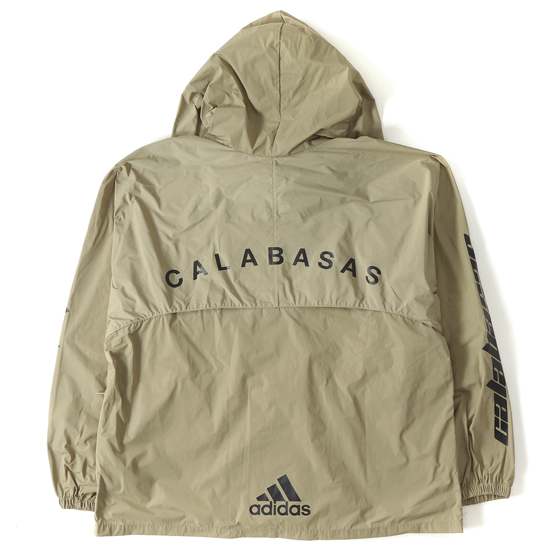 17A/W ×adidas カラバサスウインドブレイカー(SEASON 5/Calabasas Windbreaker)