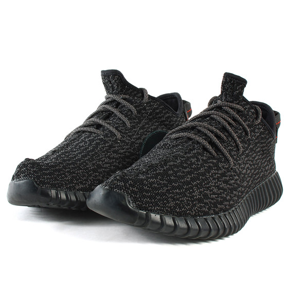 YEEZY BOOST 350 BLACK (AQ2659)