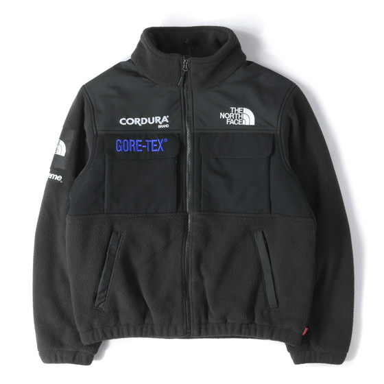 18A/W ×THE NORTH FACE GORE-TEXフリースジャケット(Expedition Fleece)