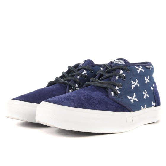 ×VANS SYNDICATE CHUKKA 59 S CROSS BONE