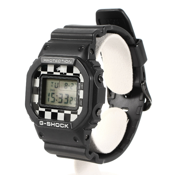 14S/S ×CASIO G-SHOCK DW-5600VT CHECKER 腕時計 ウォッチ