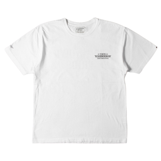 16SS HOMETOWN PRIDEロゴTシャツ(HOME BOY / C-TEE.SS)