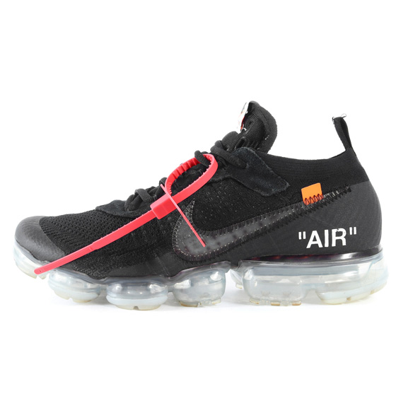 """OFF-WHITE""らしい世界観漂う「18SS ×NIKE THE 10 : AIR VAPORMAX FK 」入荷"