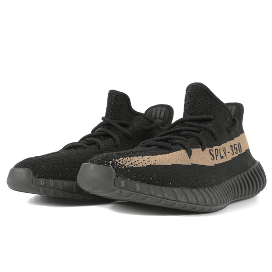 YEEZY BOOST 350 V2 BLACK PACK COPPER (BY1605)