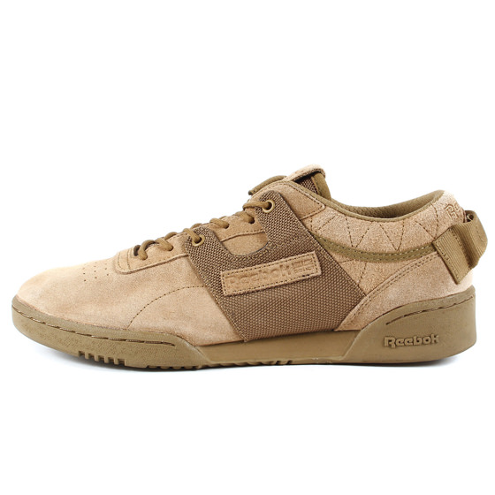 ×mita sneakers WORKOUT LOW CLEAN MITA (BS7772)