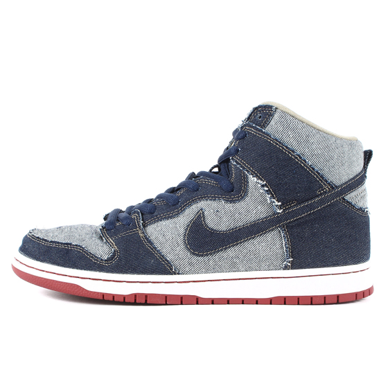 SB DUNK HIGH TRD QS REESE DENIM (881758-441)