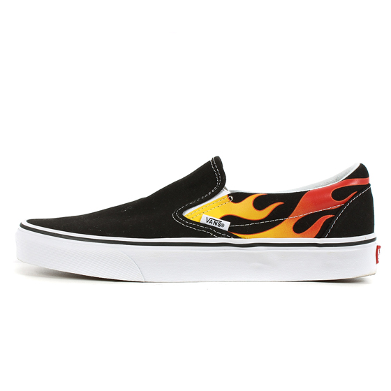 17SS FLAME PACK Classic Slip-On