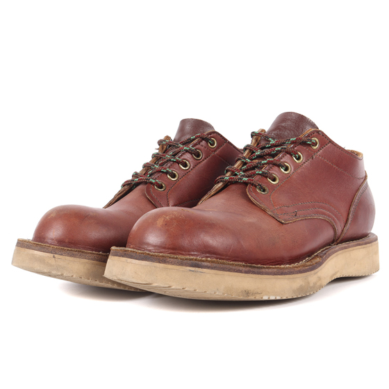 NEPENTHES別注 オックスフォードワークブーツ(Work Boot Oxford)